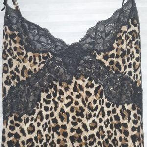Victoria's Secret Intimates & Sleepwear - Leopard nightie